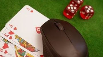 Cards and mouse